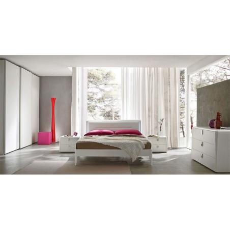Serenissima Prisma frassino спальня - Фото 1