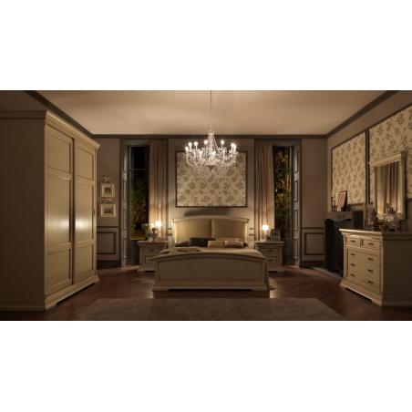 Prama Palazzo Ducale Laccato спальня - Фото 17