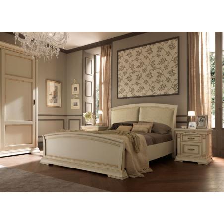 Prama Palazzo Ducale Laccato спальня - Фото 20