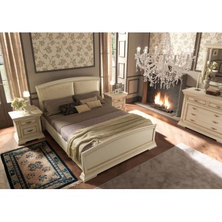 Prama Palazzo Ducale Laccato спальня - Фото 21