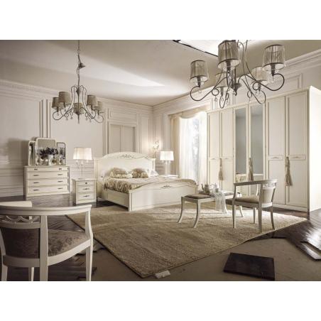 San Michele Portofino avorio спальня - Фото 2