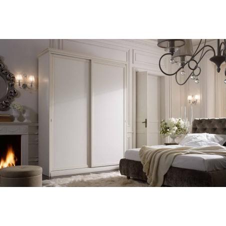 San Michele Portofino avorio спальня - Фото 6
