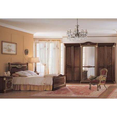 San Michele Capri спальня - Фото 6