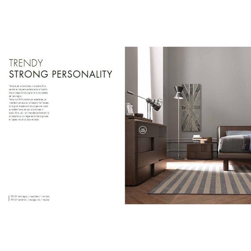 SMA Mobili Trendy спальня