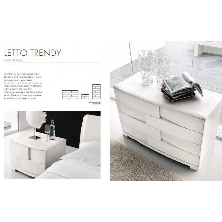 SMA Mobili Trendy спальня - Фото 6