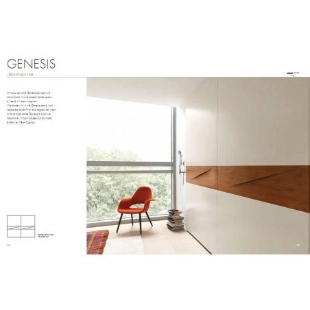 SMA Mobili Genesis спальня - Фото 5