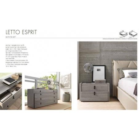 SMA Mobili Esprit спальня - Фото 2