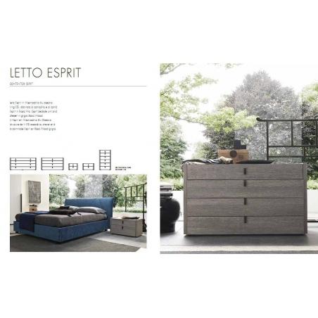 SMA Mobili Esprit спальня - Фото 4