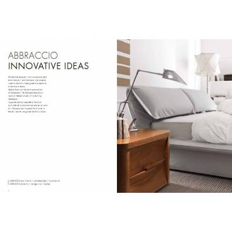 SMA Mobili Abbraccio спальня