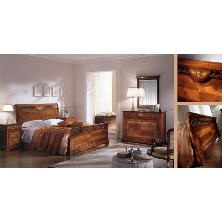 Moletta Mobili CaDolfin спальня - Фото 1