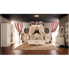 Tempor Grazia laccata bianca спальня