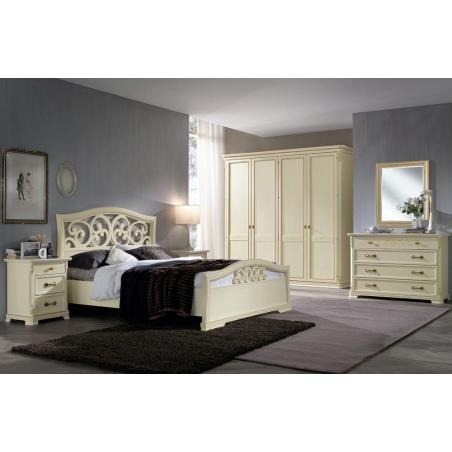Tempor Passione laccato спальня - Фото 1