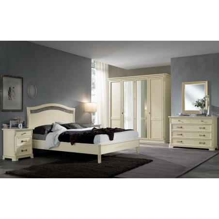 Tempor Passione laccato спальня - Фото 2