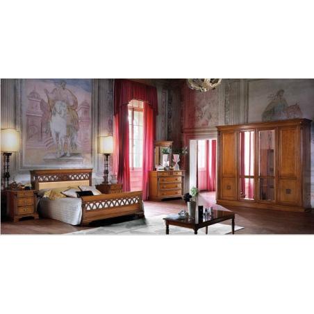 Claudio Saoncella Puccini спальня - Фото 1