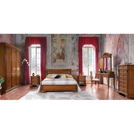 Claudio Saoncella Puccini спальня - Фото 4
