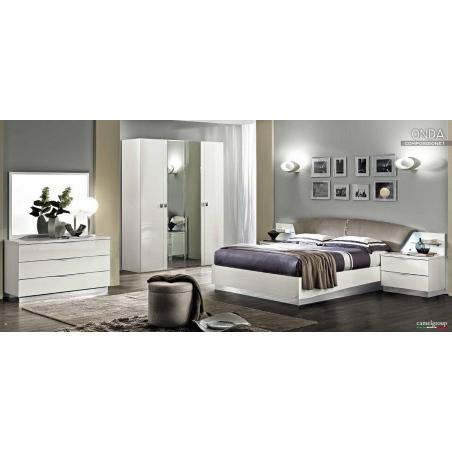 Camelgroup Onda спальня - Фото 2