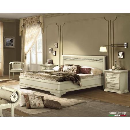 Camelgroup Torriani Avorio спальня - Фото 1