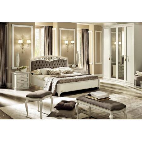 Camelgroup Nostalgia Bianco Antico спальня - Фото 5