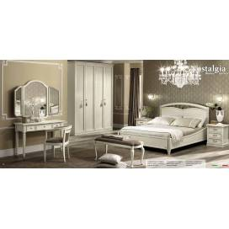 Camelgroup Nostalgia Bianco Antico спальня - Фото 2