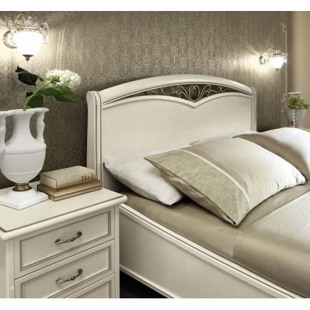 Camelgroup Nostalgia Bianco Antico спальня - Фото 1