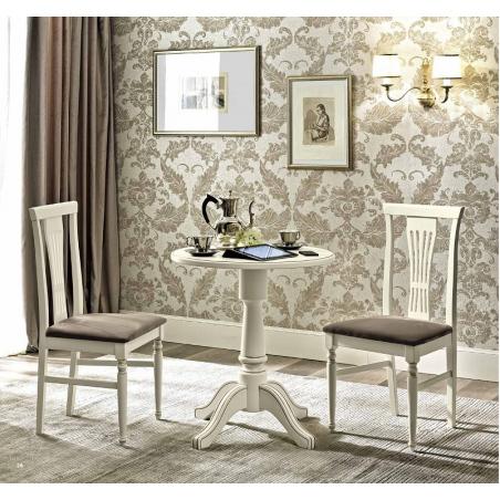 Camelgroup Nostalgia Bianco Antico спальня - Фото 14