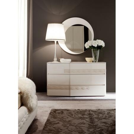 Dall'Agnese Chanel спальня - Фото 9