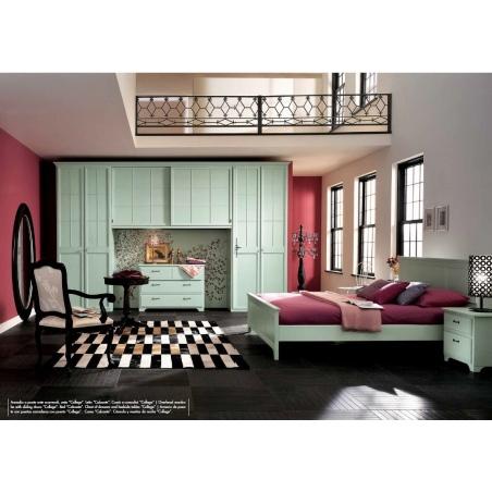 San Michele Dea спальня - Фото 15