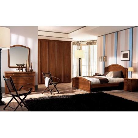 San Michele Dea спальня - Фото 21