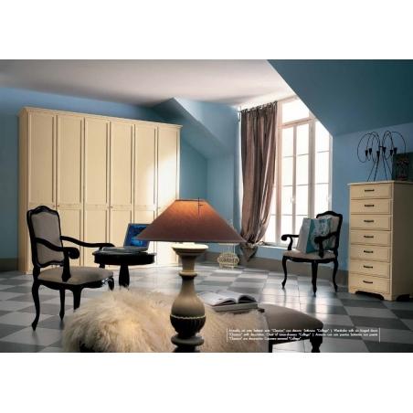 San Michele Dea спальня - Фото 23