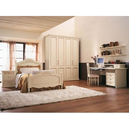 Venier Meridiani спальня - Фото 7