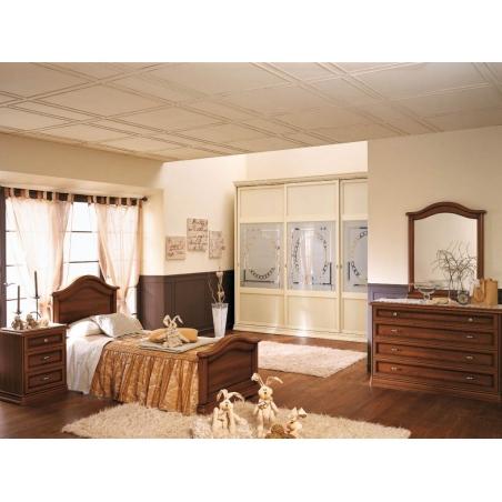 Venier Meridiani спальня - Фото 12